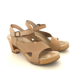 Dansko clog sandals